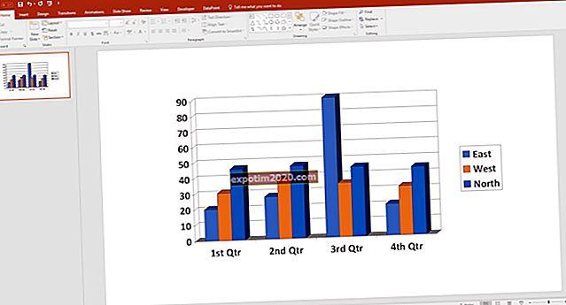 Come spostare un grafico su un nuovo foglio in Excel