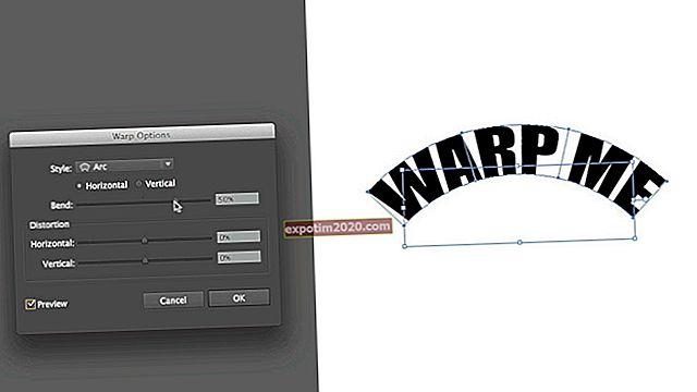 Come giustificare il testo in Illustrator