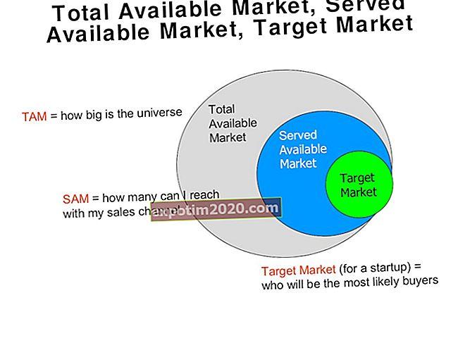 Cos'è il mercato target primario?