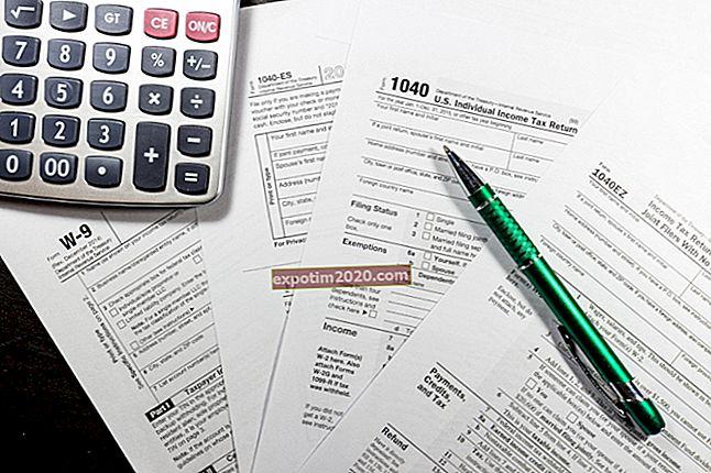Moduli per il numero di esenzione fiscale federale