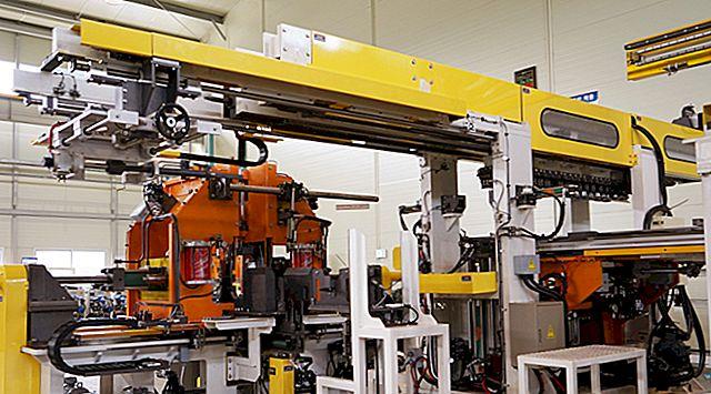 Macchine utilizzate per la produzione di indumenti