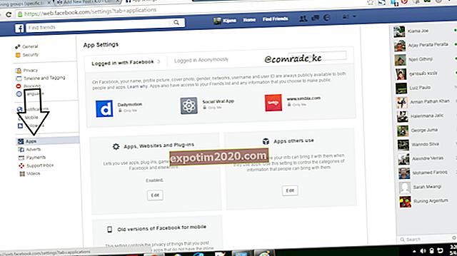 Come interrompere il ritaglio automatico delle foto su Facebook