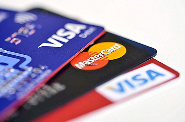 Cosa viene visualizzato in un report di una carta di debito?
