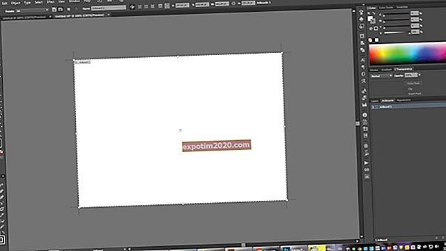 Come spostare più oggetti in Illustrator