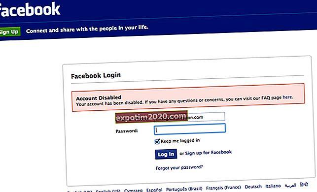 Come faccio a far uscire il mio account Facebook dalla sospensione?