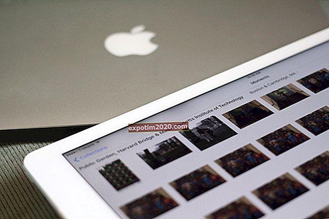 Come caricare immagini tramite USB su un MacBook