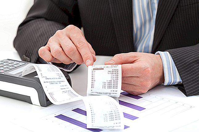Elenco delle spese aziendali