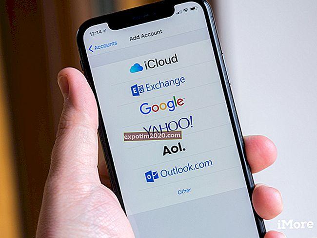 Come configurare Excite Mail su un iPhone