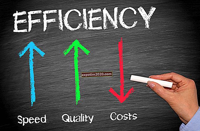 Cos'è l'efficienza tecnica?