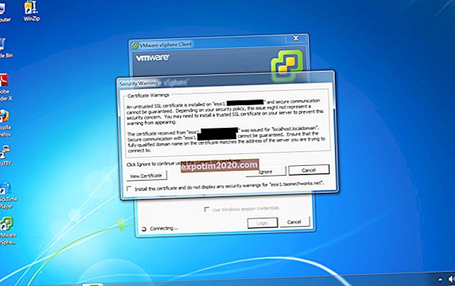 Come eliminare un certificato non attendibile in un Mac