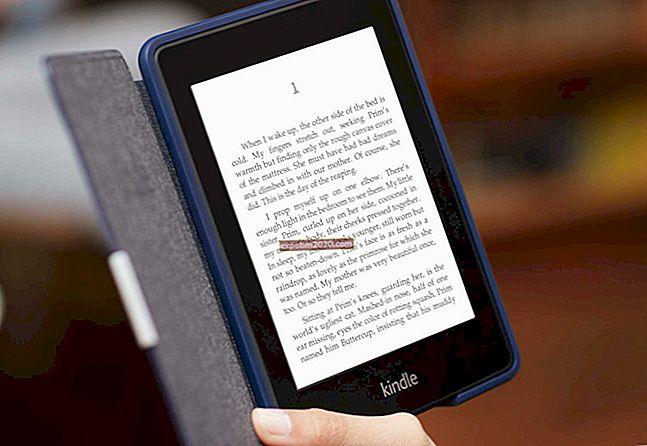 Che cos'è l'E-Ink su Kindle?