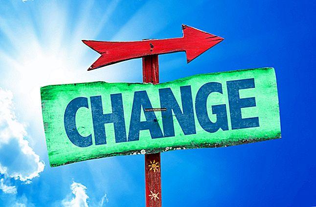 Come cambiare un DBA