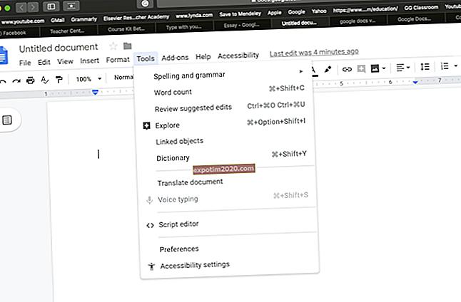 Problemi con il Mac con l'apertura di Google Documenti